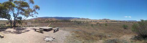 Arkaba Hills Lookout