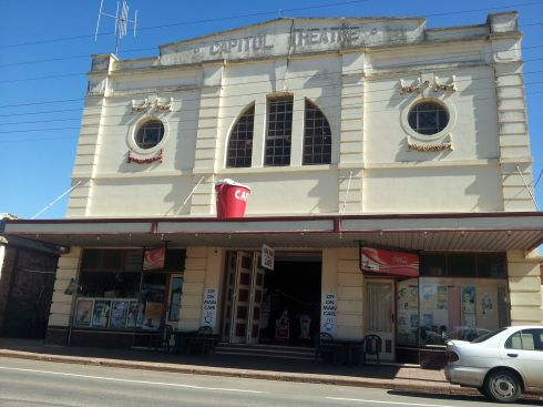 Capitol Theatre, Peterborough