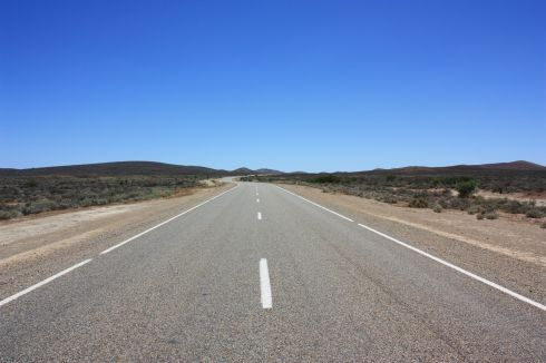 The other Flinders Ranges Way