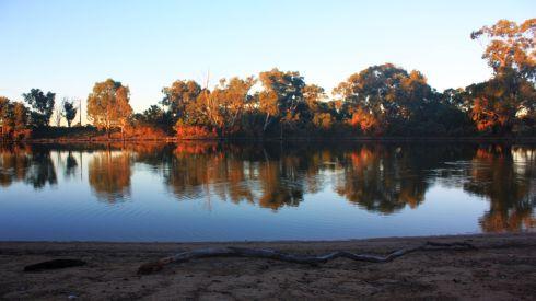 Murrumbidgee River, Hay NSW