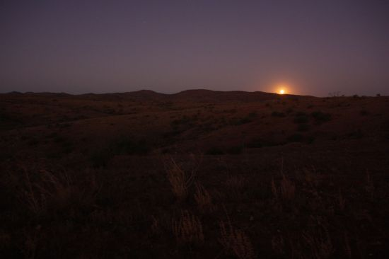 Mundi Mundi Moonrise